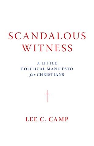scandalous witness